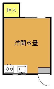 沖縄ハイランズアイリ間取り図