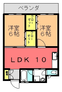 KMビル間取り図