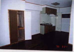 グリーンマンションⅡ 1LDK(2~5号室)参考画像3