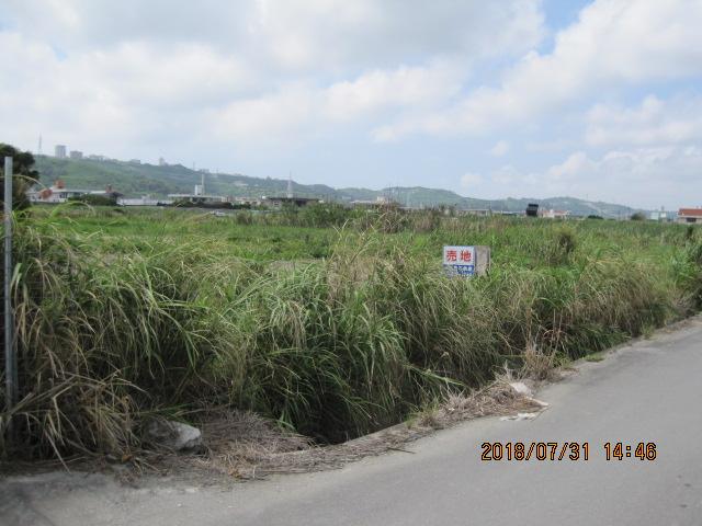 売土地(農地) 中城村南浜 668.5坪参考画像1